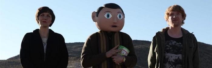 """Frank è un film del 2014diretto daLenny Abrahamson. Presentato alSundance Film Festival 2014. Jon, interpretato daDomhnall Gleeson, è un aspirante musicista o per meglio dire un """"talento della musica"""" che come [...]"""
