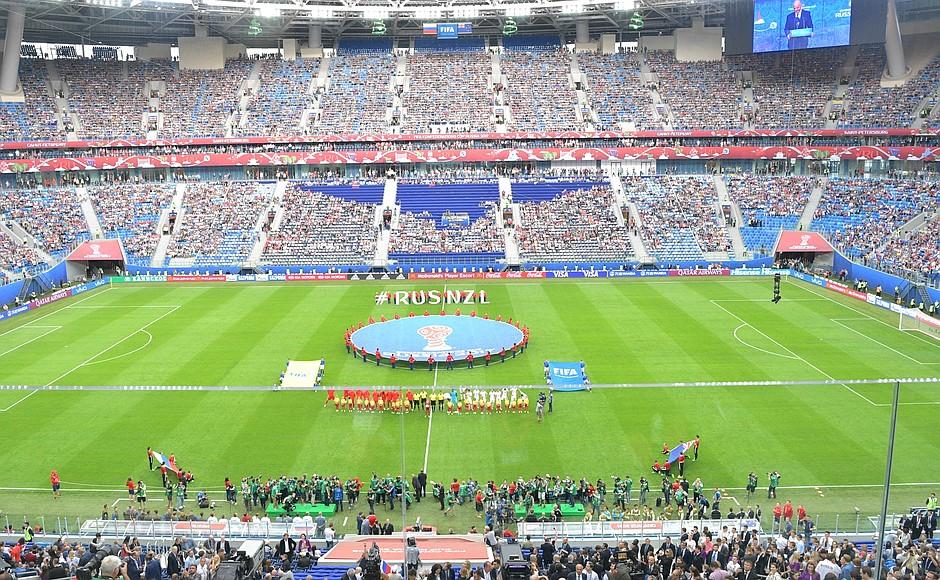 A tre anni dalla conquista della Coppa del Mondo in Brasile, la Germania vince anche la Confederations Cup in Russia, proprio lì dove, esattamente fra un anno, si giocheranno i [...]