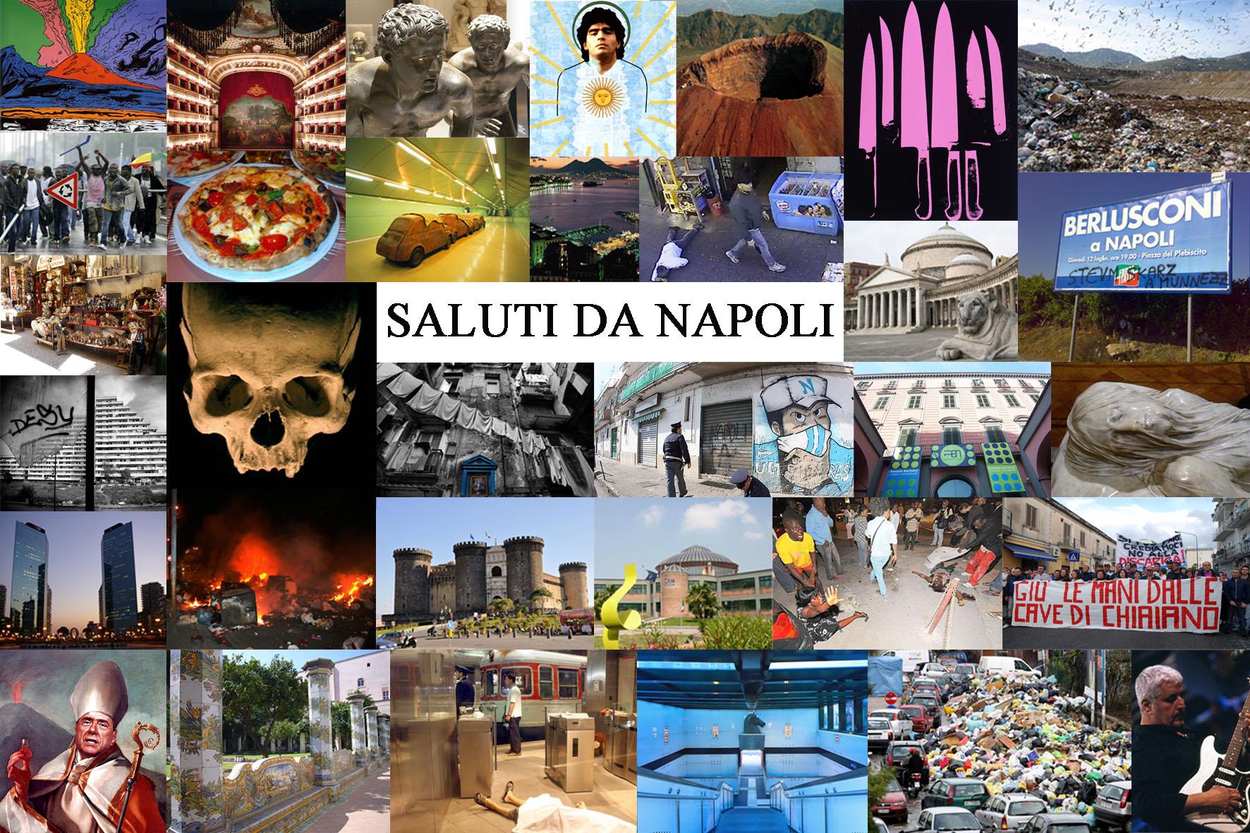 """Domenica 19 dicembre alle ore 18.00 il CAM (Casoria Contemporary Art Museum) presenta """"Saluti da Napoli"""" a cura di Antonio Manfredi. L'evento è il saluto ironico e consapevole di 60 artisti [...]"""