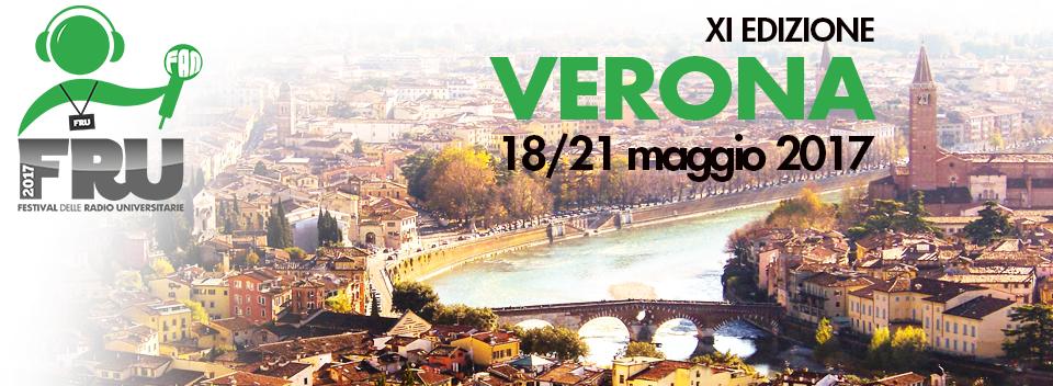 Conferenze, workshop, eventi e dirette radiofoniche. Tutto questo è il Fru 2017, il Festival delle Radio Universitarie che quest'anno si terrà dal 18 maggio al 21 maggio all'Università di Verona. [...]