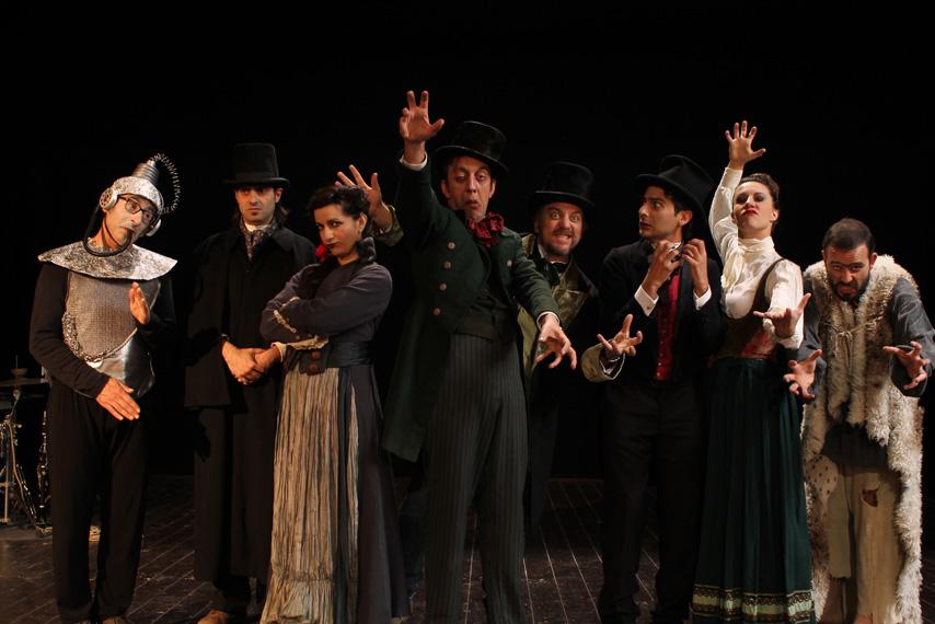 """Soda Sciarappa Production presenta """"Frankenstein 'O Mostro"""", una terrificante commedia musicale de I Posteggiatori Tristi, scritta e diretta da SaraSole Notarbartolo, in scena alTeatro Bellini il 17-18-19 febbraio. Un musical innovativoche [...]"""