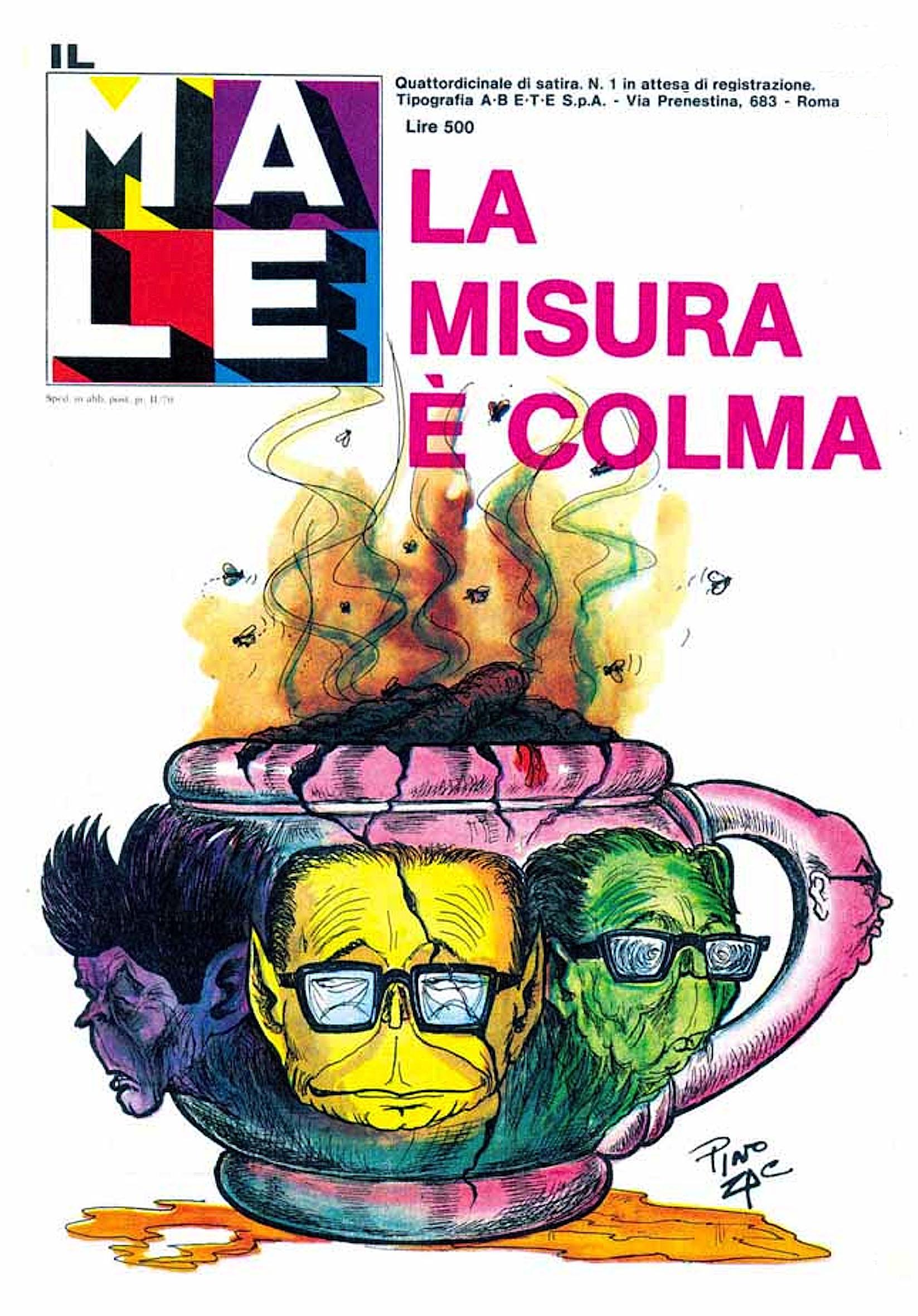 Dall'8 aprile al 14 maggio, al museo PAN – Palazzo delle Arti di Napoli, NapoliCOMICONpresenta'77 Anno Cannibale, mostra gratuita che celebra il40° anniversario di quello che è stato definitoanno della [...]