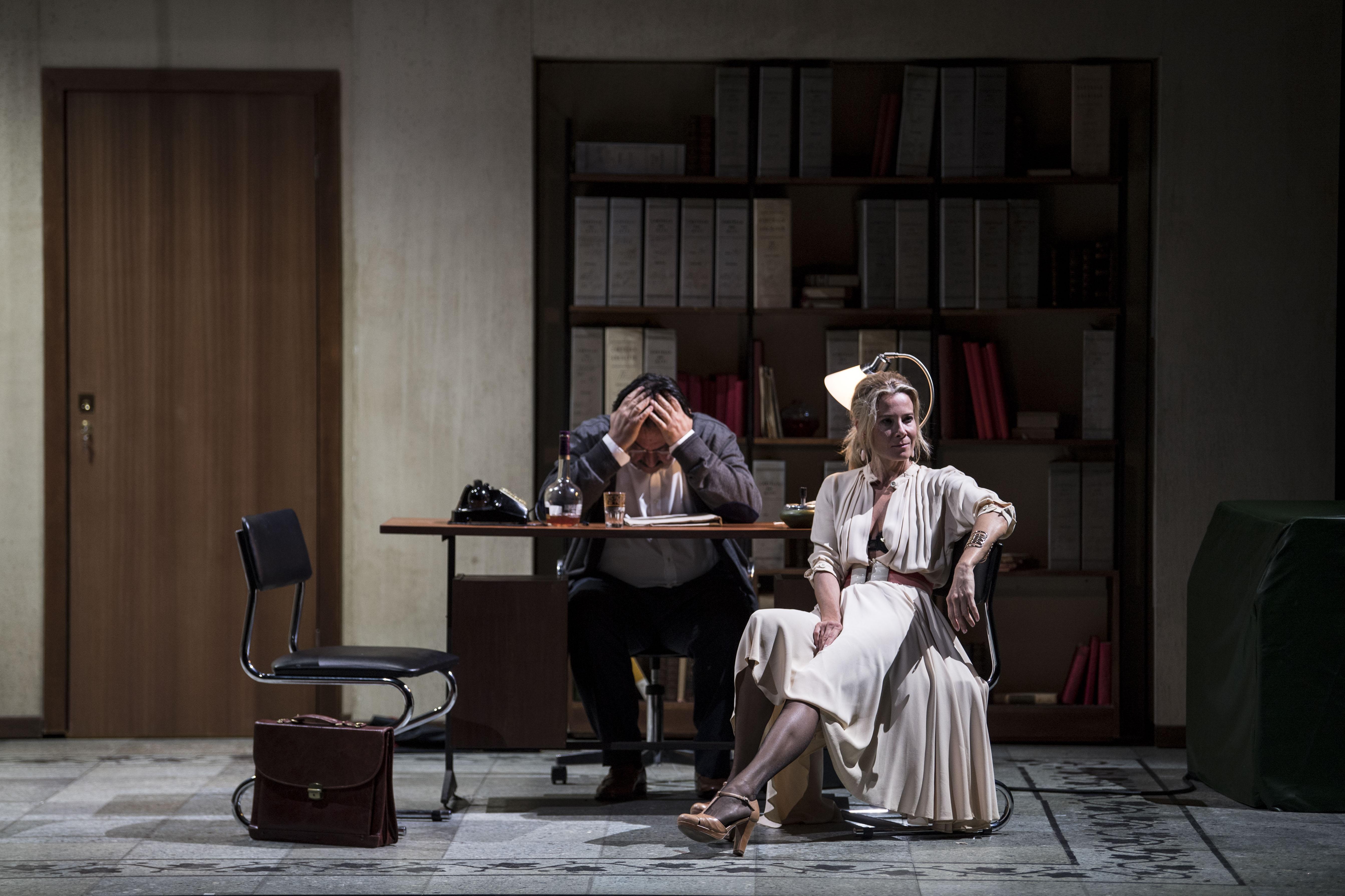 Dopo il felice debutto al Napoli Teatro Festival 2018 torna dal 3 al 14 aprile al Teatro Mercadante il maestro russoAndrei Konchalovsky che firma la sua seconda regia italiana per [...]