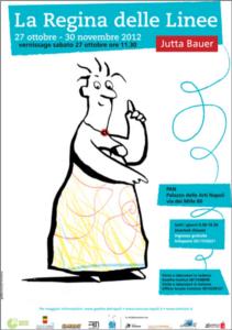 Dal 27 ottobre al 30 novembre 2012, presso il PAN | Palazzo delle arti a Napoli, avrà luogo la mostra Jutta Bauer – La Regina delle Linee con l'obiettivo di [...]