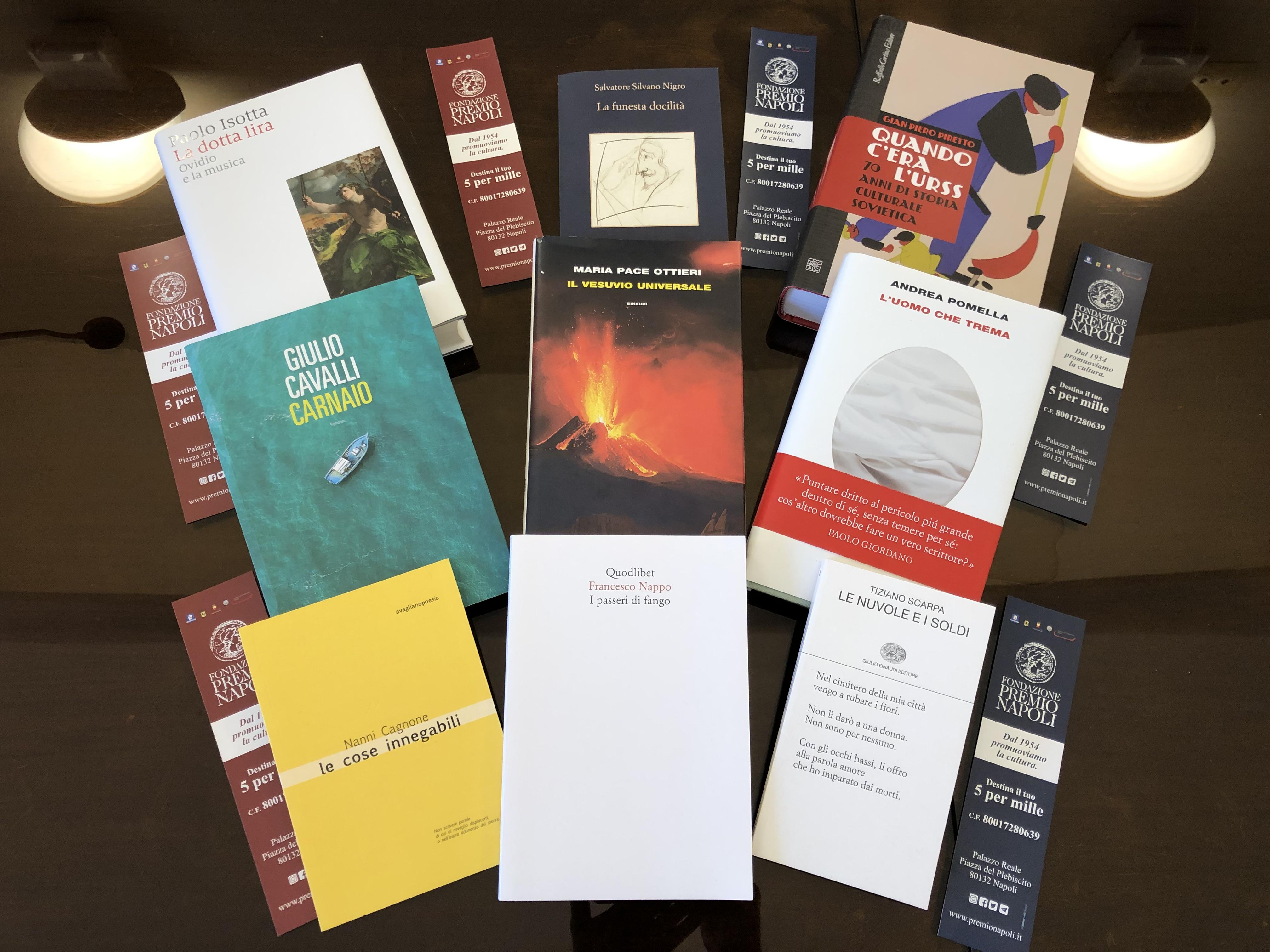 Giunta alla sua 65esima edizione il Premio Napoli è uno storico riconoscimento alla letteratura italiana. Nato nel 1961, per incoraggiare la produzione culturale italiana e per favorire la lettura incittàe [...]
