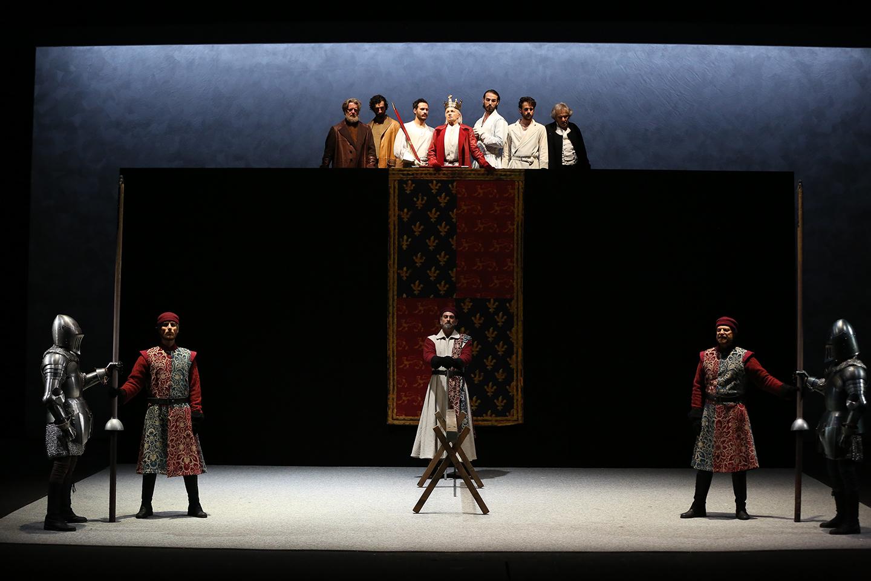 Dal 5 al 10 dicembre sul palcoscenico del Teatro Mercadante arriva un capolavoro shakesperiano come Richard II per la regia di Peter Stein. Uno spettacolo prodotto dal Teatro Metastasio di [...]