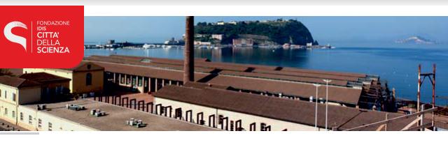 La ventinovesima edizione diFuturo Remoto – prima manifestazione italiana di diffusione della cultura scientifica e dell'innovazione tecnologica – quest'anno viene promossa da Città della Scienza,Università degli Studi di Napoli Federico [...]