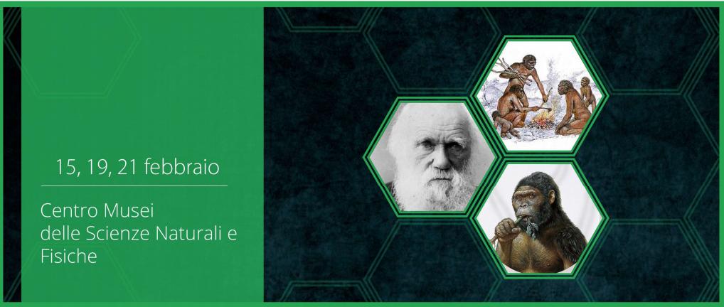 """Nell'ambito del più ampio programma di manifestazioni organizzate dall'Università Federico II per ricordareCharles Darwin, anche quest'anno ilCento Musei delle Scienze Naturali e Fisiche promuove l'evento""""Grazie Darwin"""" rivolto alle scolaresche,agli studenti [...]"""