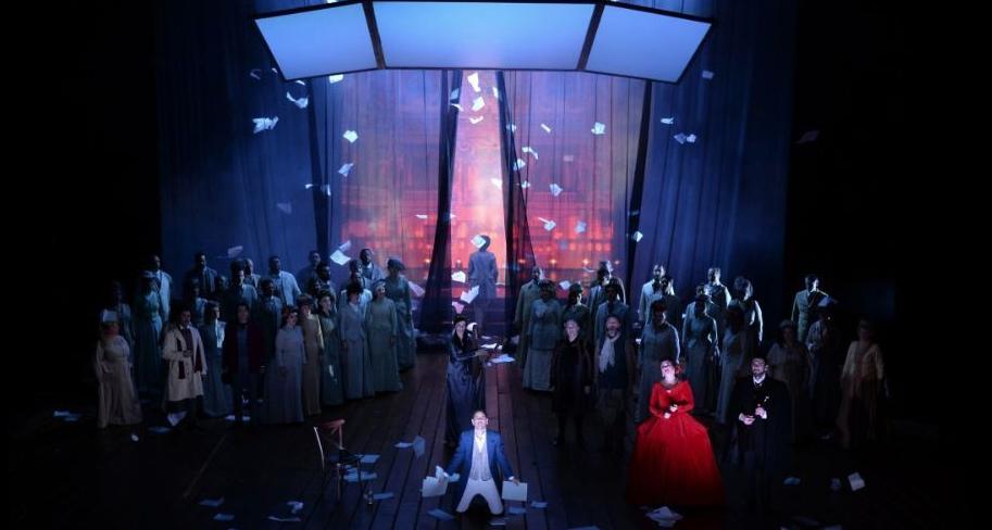 """Attraverso il susseguirsi di straordinarie storie di bambole meccaniche, occhiali magici, voci spettrali e sensuali cortigiane,sono i protagonisti di """"Les Contes d'Hoffmann"""", l'onirico tributo di Offenbach alla vivida immaginazione del [...]"""