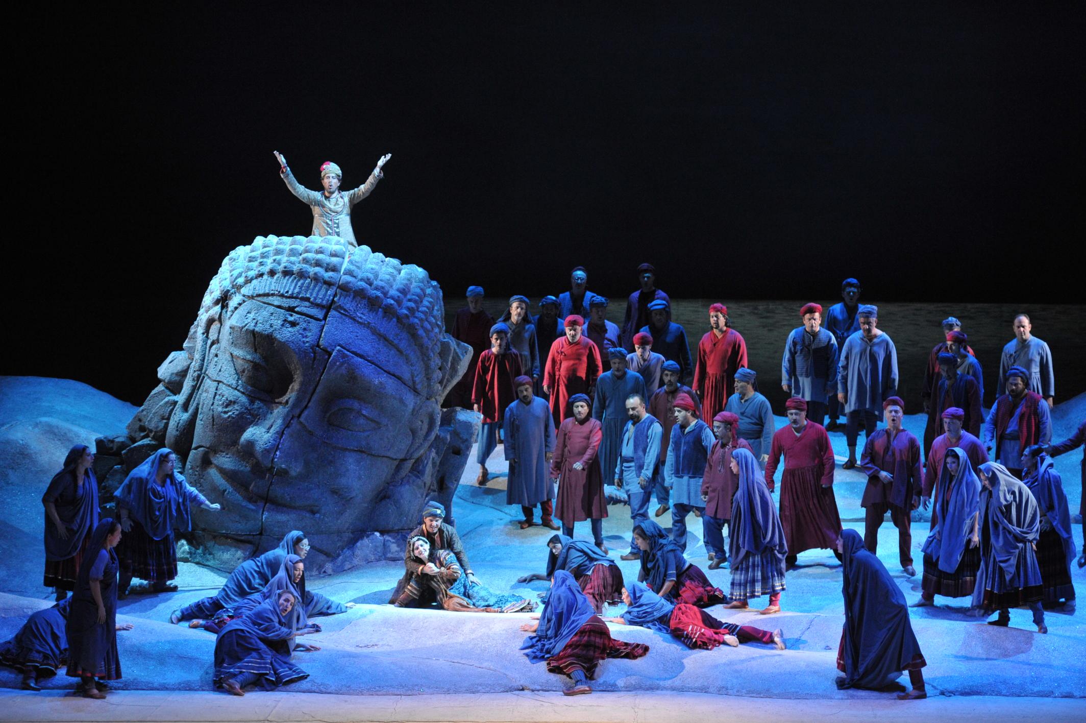 Il Teatro di San Carlo per 'Les Pêcheurs de Perles' di Georges Bizet, libretto di Michel Carré, diretto da Gabriele Ferro per la regia di Fabio Sparvoli, in programma al [...]