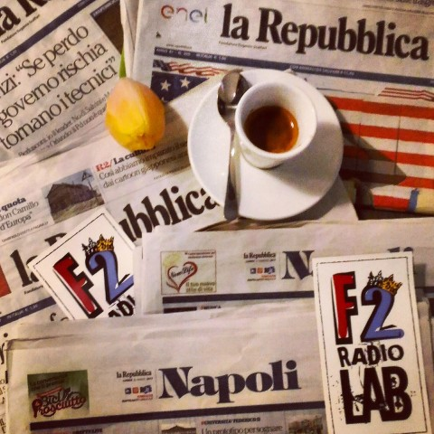caffe e repubblica new logo