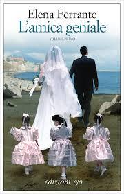 """""""L'amica geniale"""" è il primo volume della tetralogia di Elena Ferrante, seguito poi da: """"Storia del nuovo cognome"""", """"Storia di chi fugge e di chi resta"""" e infine """"Storia della [...]"""