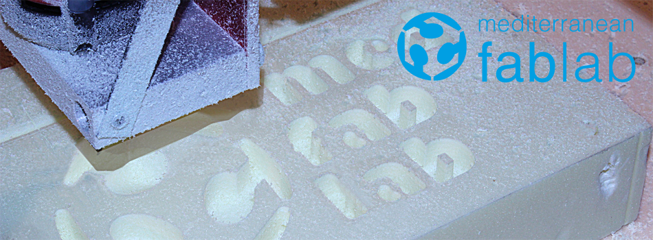 Si tiene mercoledì 31 ottobre 2012, alle ore 19:00, presso la Mediateca MARTE di Cava' de' Tirreni, l'apertura ufficiale del Mediterranean FabLab, il primo laboratorio di fabbricazione digitale del sud [...]