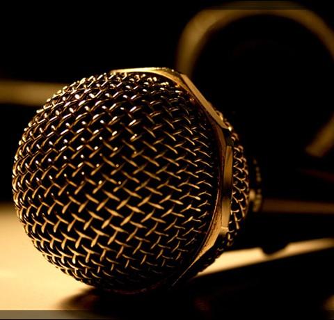 microfono per radio