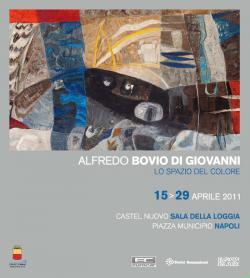 Dal 15 al 29 aprile, nella Sala della Loggia di Castel Nuovo avrà luogo la mostra dedicata ad Alfredo Bovio Di Giovanni. La mostra è curata da Mimma Sardella, e fortemente [...]