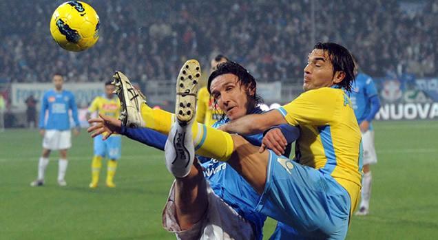 Napoli Novara biglietti in vendita