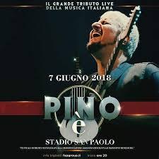 """Com'era noto da tempo, è in fase di organizzazione """"Pino è"""", concerto-tributo a Pino Daniele allo stadio San Paolo di Napoli. Se ne parlava da più di un anno. Poi [...]"""