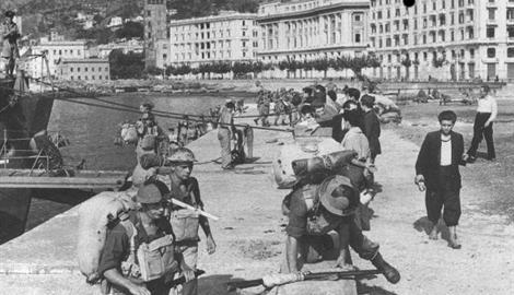 """""""La storia rende omaggio ai suoi eroi"""", potrebbe essere l'incipit all'entrata del museo """"Lo sbarco e Salerno Capitale"""", che venerdì 28 Settembre alle ore 17 sarà inaugurato in via  [...]"""