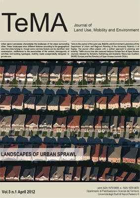 La Rivista TeMA, nata nel 2007, è una delle prime riviste on-line dell'Università degli Studi di Napoli Federico II e viene prodotta e gestita attraverso il sistema OJS (Open Journal [...]