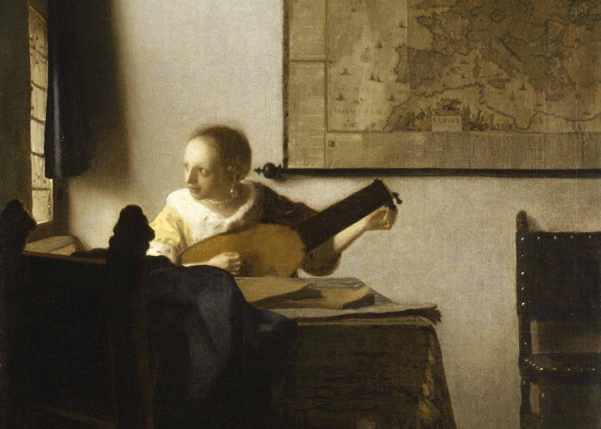 «Vermeer è tutto qui. L'inventore più valido della pittura d'oggi è tutto qui. Ma mi pare che quel 'qui' sia una vastità», così scriveva Giuseppe Ungaretti nel 1967 del pittore [...]